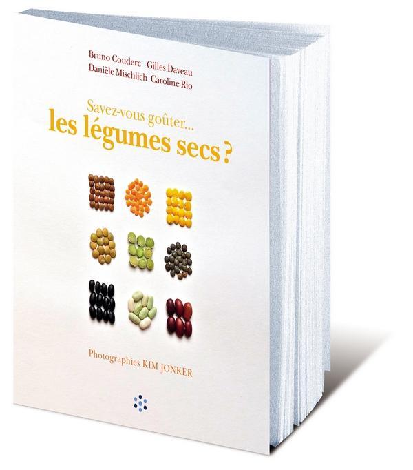 Le  livre a avoir pour cuisiner les légumes secs comme un chef !